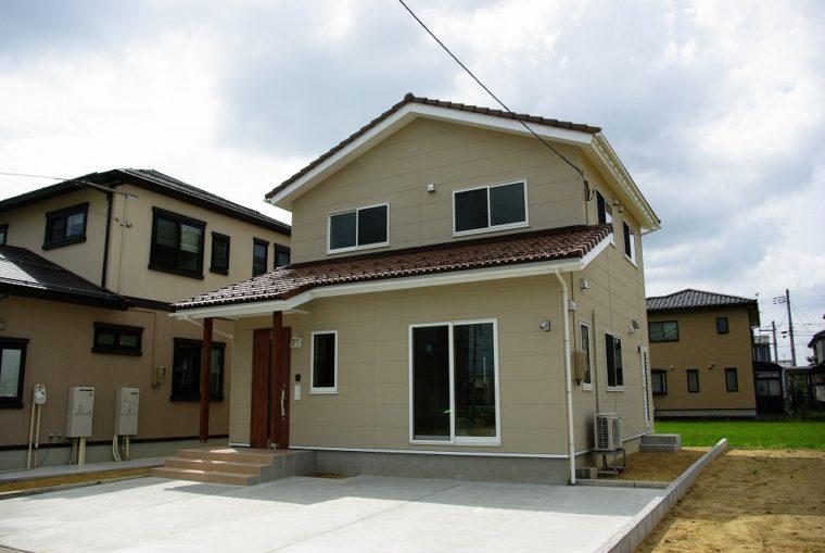 The お家。/ 三条市 / S 様邸・新築