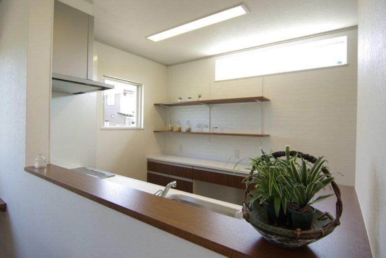 家事ラク動線で生活しやすい家。/ 新潟市 / M 様邸・新築