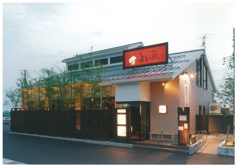 越後旬彩 よね蔵 加茂店 様 / 加茂市