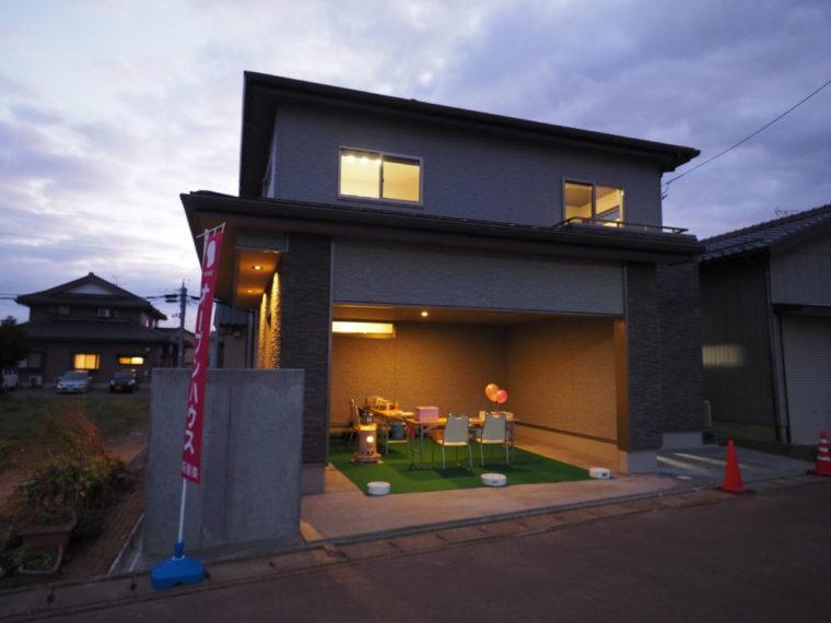 ちょうど良い距離感が心地よい二世帯の家。/ 燕市 / K 様邸・新築