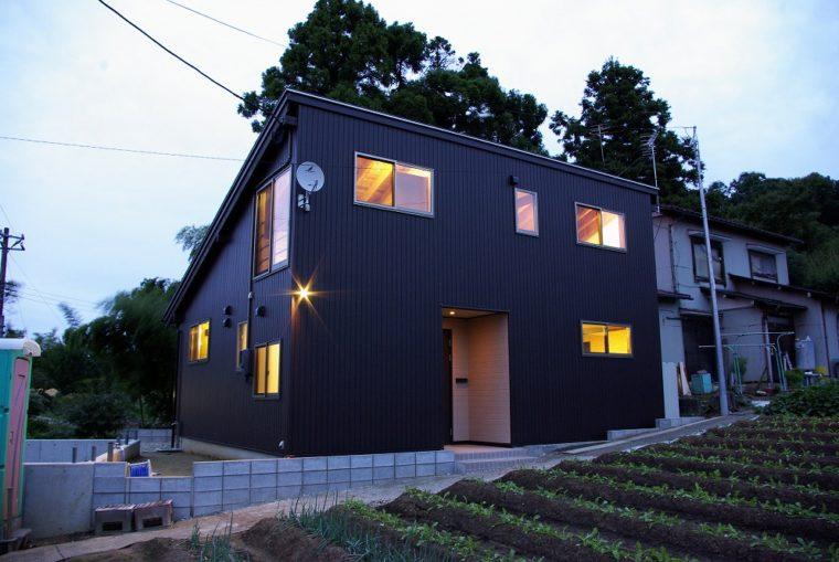 ノスタルジックな家。/ 田上町 / I 様邸・新築