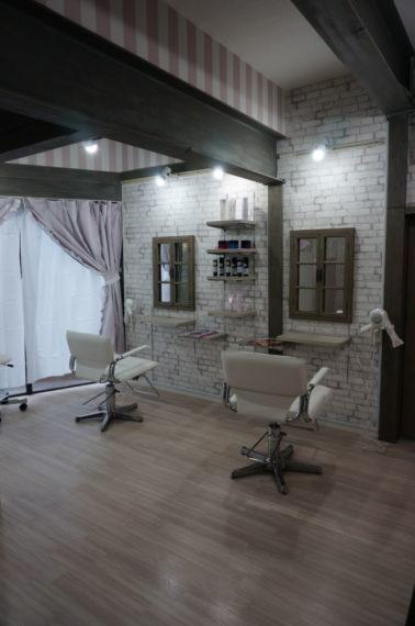 Hair make salon Rayures(レイユール) 様 / 三条市