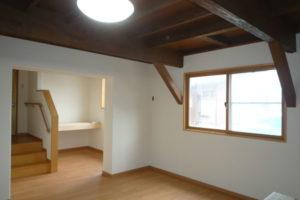 寝室を2階から1階へ移動 / 三条市 / K 様邸・リフォーム