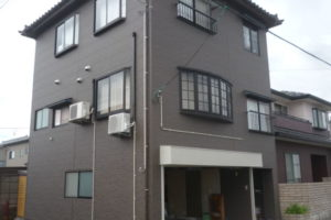 外壁の張替え / 三条市 / K 様邸・リフォーム